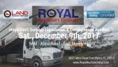 Ring 1 Gov't Surplus and Consignment Auction