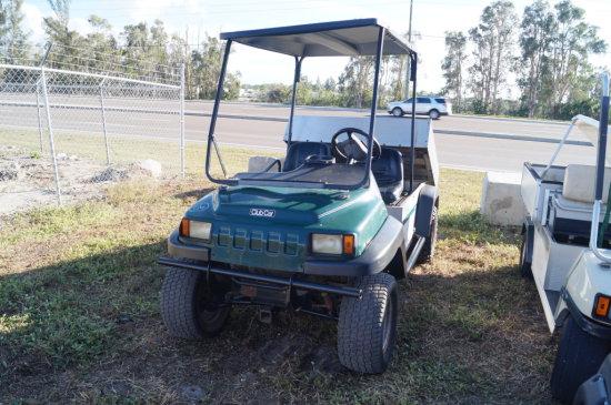 Club Car Turf 272 Carryall
