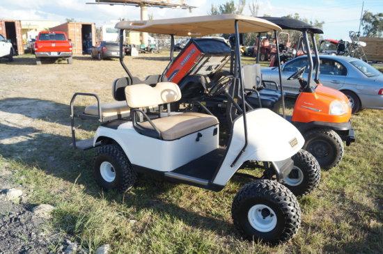 EZ-GO TXT 48 Volt Electric Golf Cart