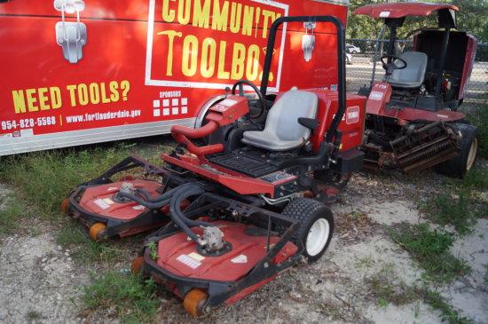Toro Groundmaster 3505-D Fairway Mower