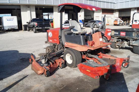 2006 Toro Groundmaster 4000-D Commercial Finish Mower