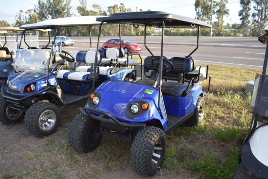 EZ-Go TXTG Gas Golf Cart