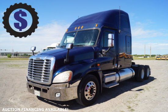 2009 Freightliner Cascadia T A Auctions Online Proxibid