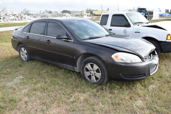 2008 Chevrolet Impala LT 4 Door Sedan