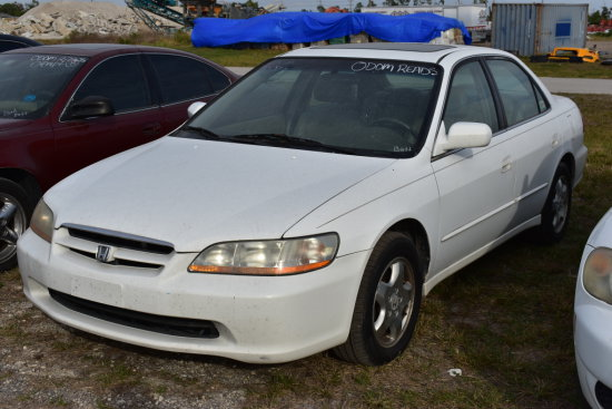 1998 Honda Accord 4 Door Sedan