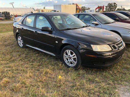 2004 Saab 4 Door Sedan