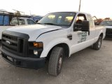2009 Ford F250 Extended Cab Pickup Truck