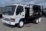 2005 Isuzu NQR Pressure Washing Detailing Truck