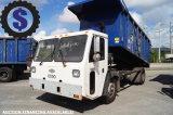 2008 Crane Carrier Co. Single Axel 14 Ton Dump Truck