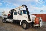 2000 Sterling Crew Cab Vaccuum Truck