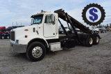 2002 Peterbilt 330 22ft T/A Roll Off Truck