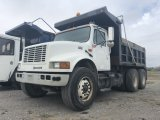 2002 International 4900 Tandem Axel Dump Truck