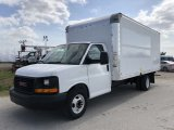 2011 GMC G3500 16 ft Box Truck