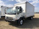 2008 International CF500 14 ft Box Truck
