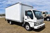 2007 GMC W4500 16ft Box Truck
