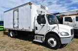 2010 Freightliner M2 18ft Reefer Box Truck