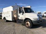 2008 Internation Durastar 4300 Enclosed Utility Compressor Truck
