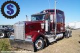 2000 Kenworth W900 T/A Sleeper Truck Tractor