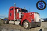 2007 Kenworth W900 T/A Sleeper Truck Tractor