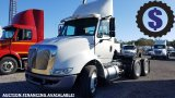 2013 International Pro Star T/A Day Cab Truck Tractor