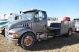 Sterling Mechanics Truck
