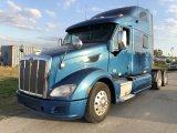 2012 Peterbilt 587 T/A Sleeper Truck Tractor