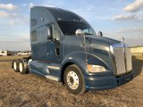 2012 Kenworth T700 T/A Sleeper Truck Tractor