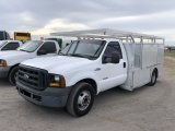 2006 Ford F-350 Service Truck