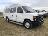 Ford E-250 Handicap High Top Passenger Van