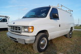1999 Ford E-350 Super Duty Cargo Van