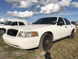 2011 Ford Crown Victoria 4 Door Police Cruiser