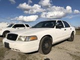 2008 Ford Crown Victoria 4 Door Police Cruiser