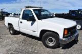 1997 Chevrolet Cheyenne 1500 Pickup Truck