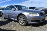 2005 Audi A8 Quattro 4 Door Sedan