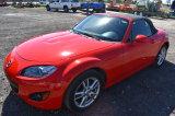 2009 Mazda MX-5 Coupe Convertible