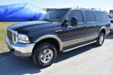 2000 Ford Excursion Limited 4x4 8 Passenger SUV