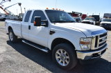 2008 Ford F-250 4x4 Extended Cab Pickup Truck