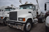 2009 Mack CH613 T/A Day Cab Truck Tractor