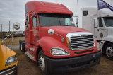 2009 Freightliner Cascadia Sleeper Truck Tractor