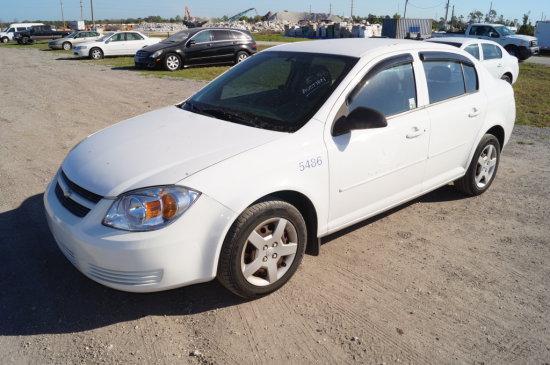 2005 Chevrolet Cobalt 4 Door Sedan