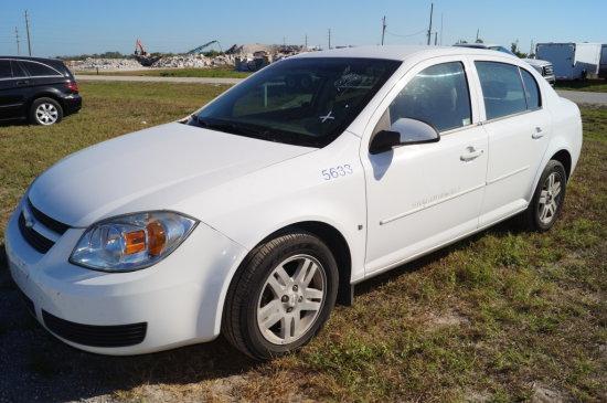 2006 Chevrolet Cobalt LT 4 Door Sedan