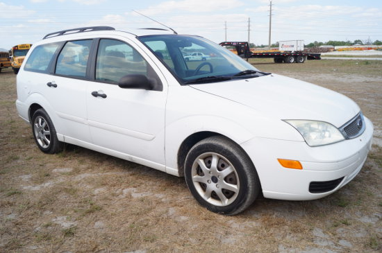 2005 Ford Focus SE ZXW Station Wagon