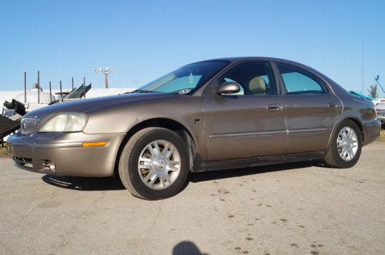 2005 Mercury Sable LS 4 Door Sedan