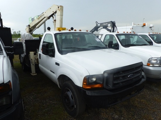 1999 Ford F-450 XL Super Duty Knuckleboom Recovery Truck