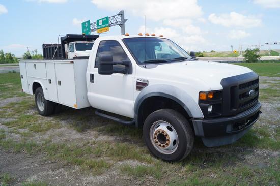 2009 Ford F-450XL Super Duty Service Truck