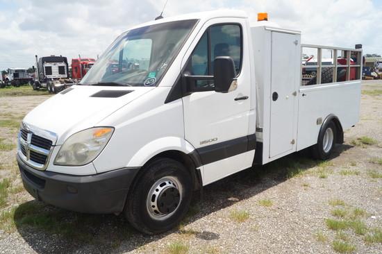 2007 Ram 3500 Sprinter Service Van Truck