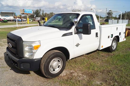 2011 Ford F-250 XL Super Duty Service Truck
