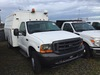 2001 For F550 Enclosed Service Truck
