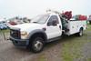 2010 Ford F-550 XL Super Duty Mechanics Truck