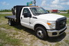 2011 Ford F-350 XL Super Duty Flatbed Dually Pickup Truck